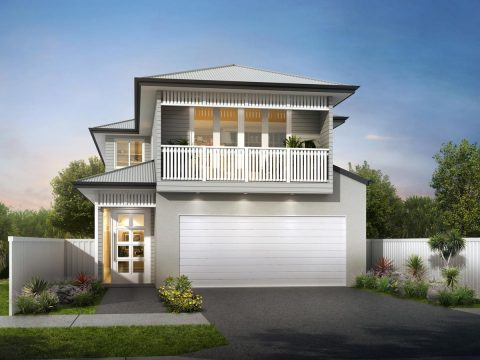 Home Design: The Hamilton | Lindona Design and Construction | Building Homes in South East Queensland