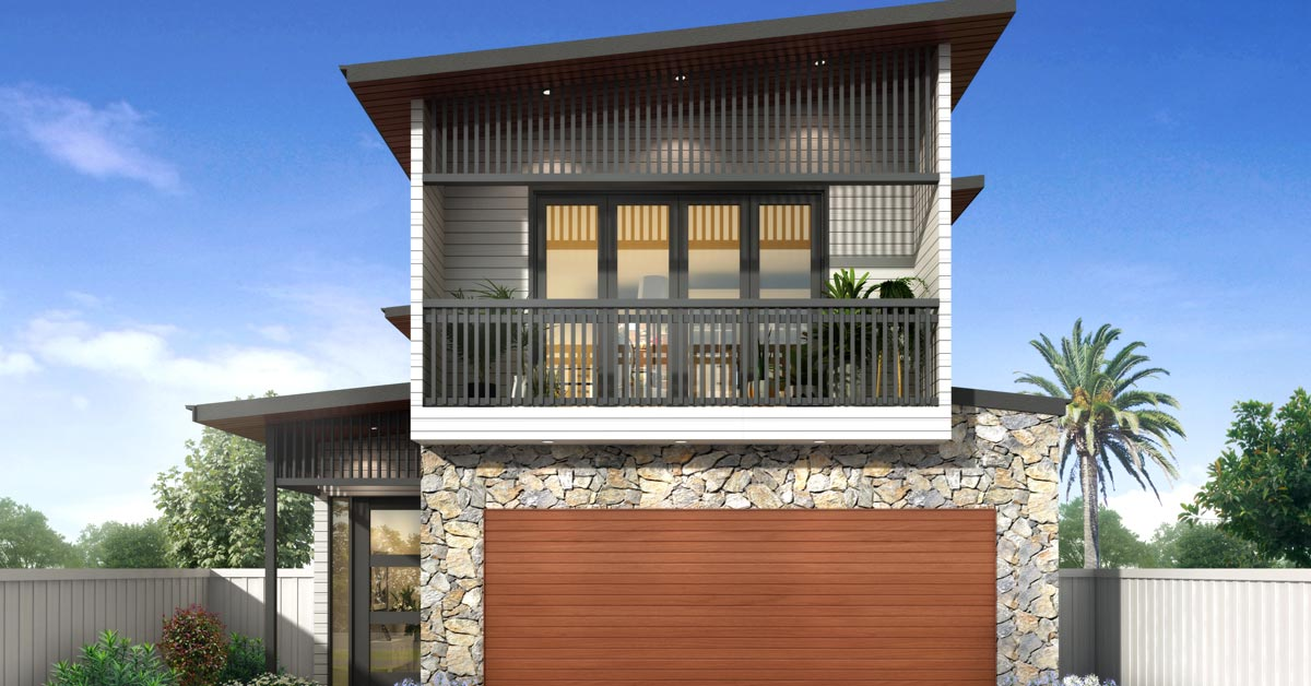 Home Design: The Paddington | Lindona Design and Construction | Building Homes in South East Queensland